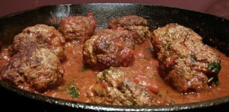Ras el Chipotle Meatballs